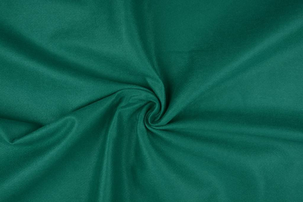 Koreaans vilt 1 mm Zee Groen