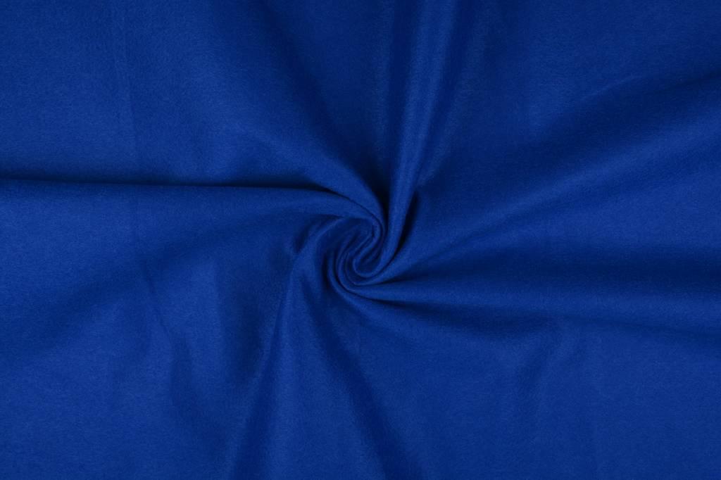 Korean Filz 1 mm Kobalt Blau
