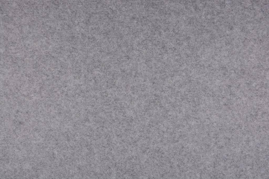 Koreaans vilt 3 mm Licht grijs Melange