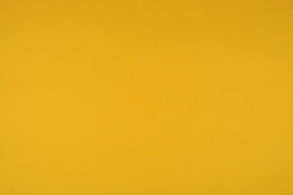 Koreaans vilt 3 mm Kanarie geel