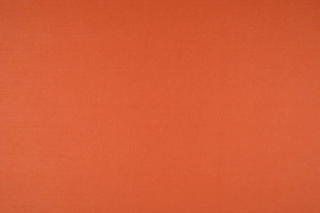 Koreaans vilt 3 mm Oranje