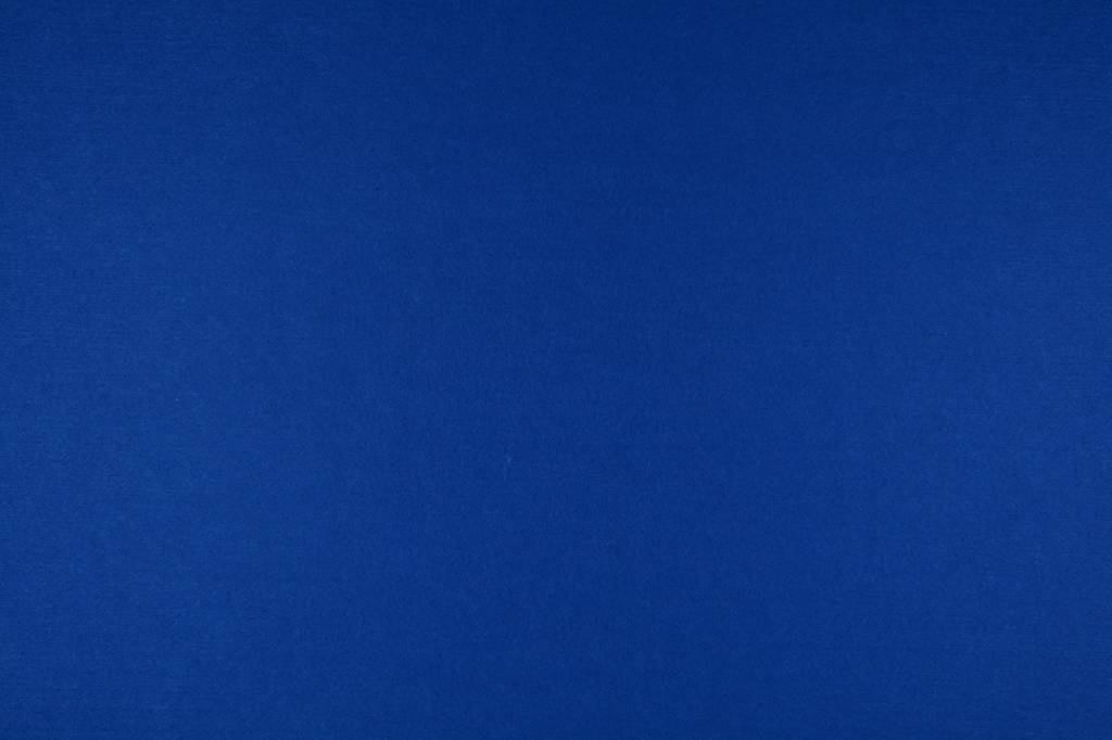 Koreaans vilt 3 mm Kobalt blauw
