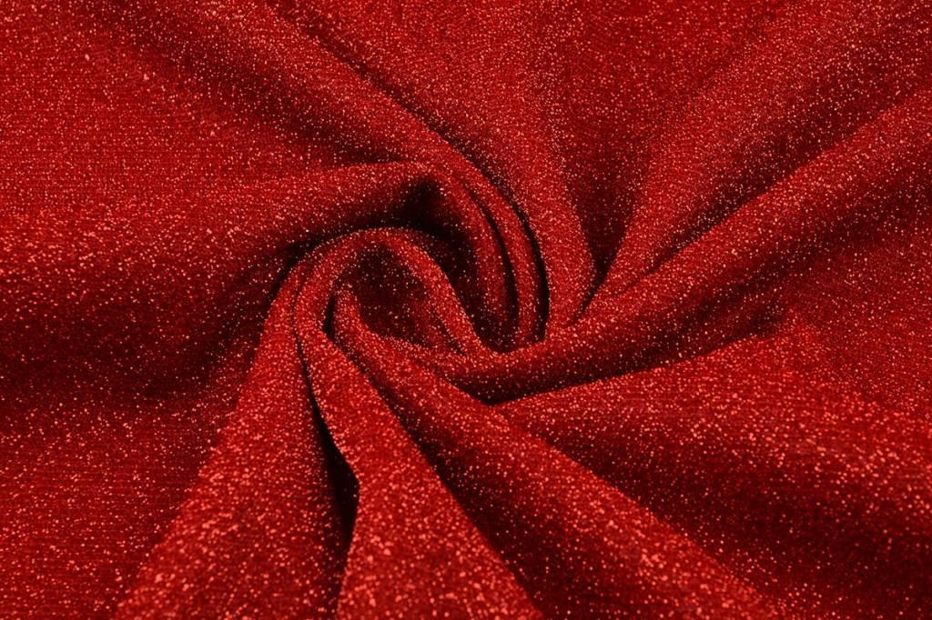 Lurex Dans Rot