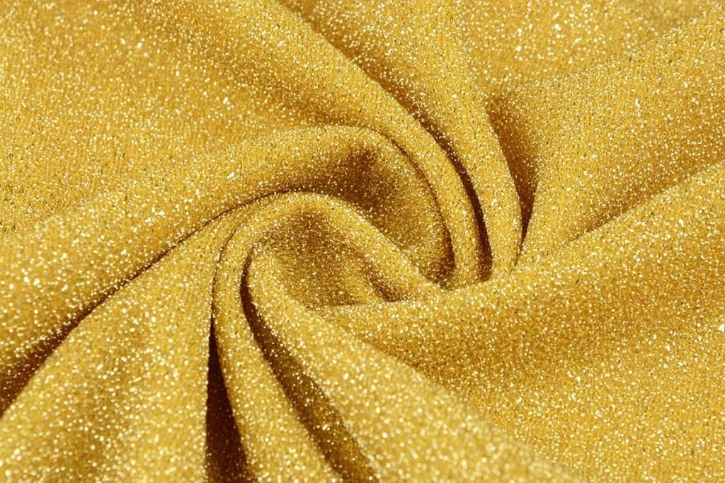 Lurex Dans gold