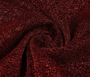Lurex Dance Cherry red