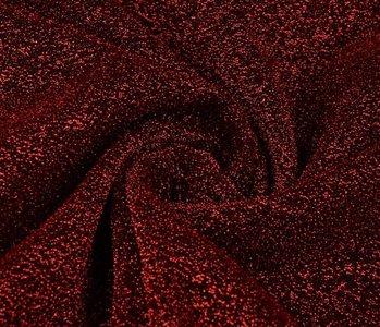 Lurex Dans Kersen rood
