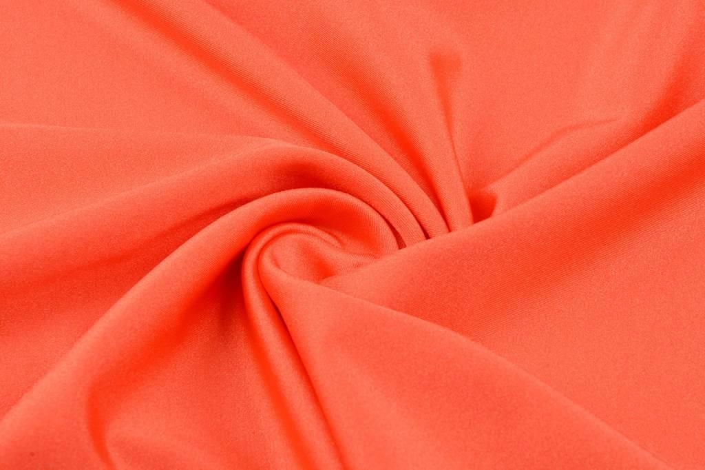Lycra Shiny  Orange