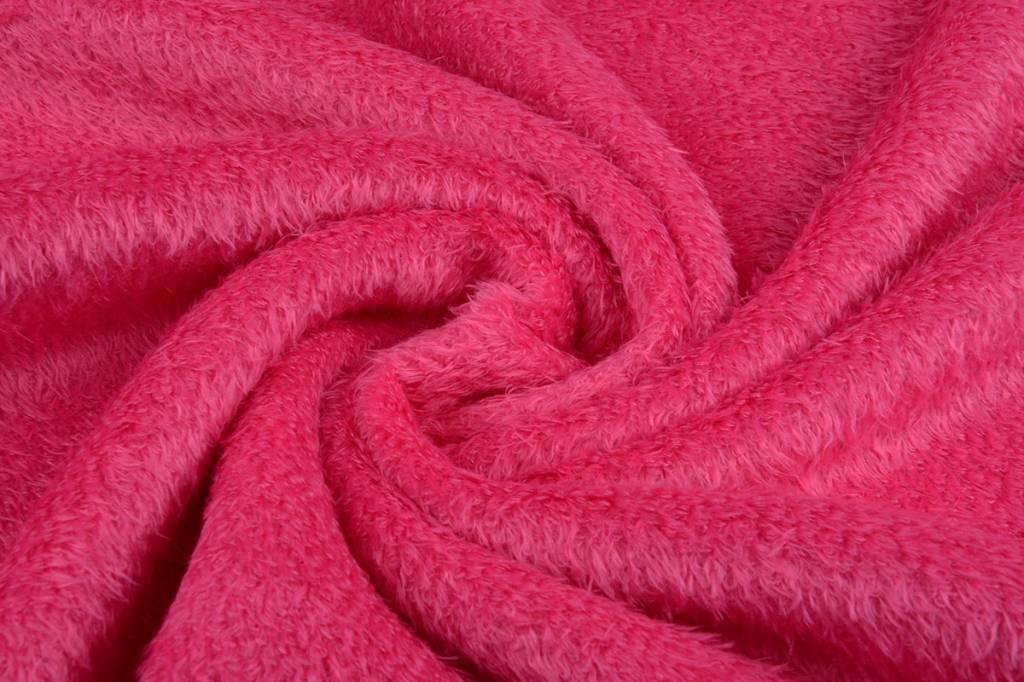 Muishaar fleece Fuchsia