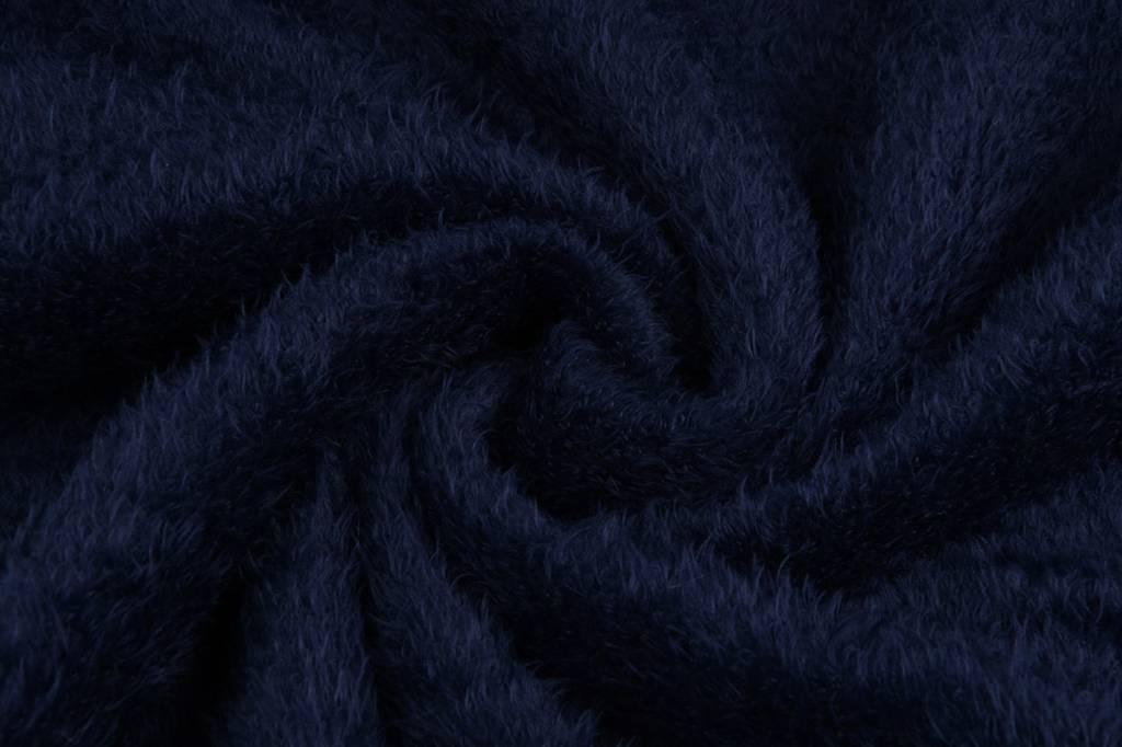 Muishaar fleece Marine