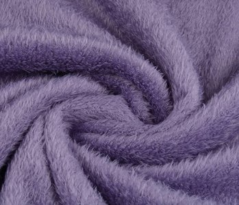 Muishaar fleece Oud lila