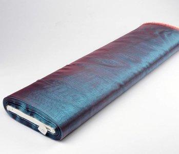 Organza Two-Tone Blauw-rood