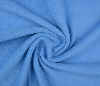 Polar Fleece Dark Baby blue