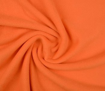 Polar Fleece Licht Orange