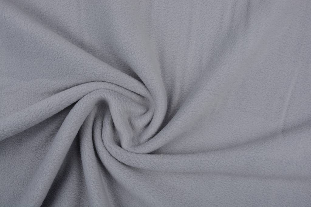 Polar Fleece Zilver