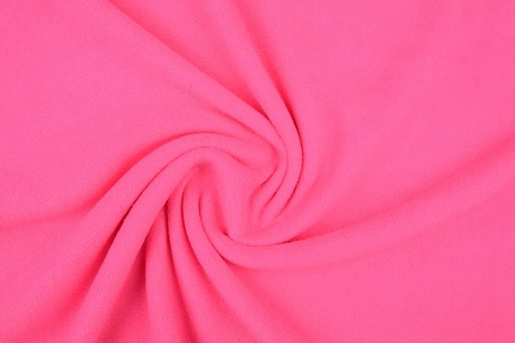 Polar Fleece Fluor roze