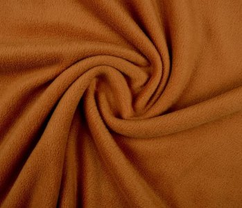 Polar Fleece Orange brique