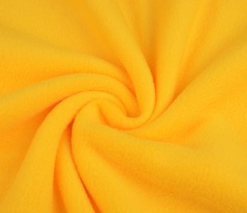 Polar Fleece Canary yellow