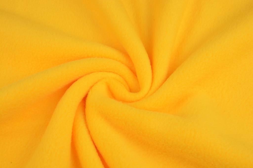 Polar Fleece Kanarie geel