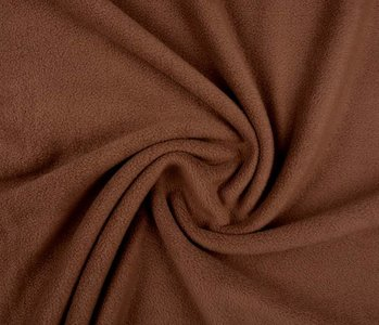 Polar Fleece Mokka brown