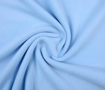 Polar Fleece Baby Blau
