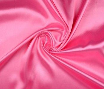 Poly Satin Pink