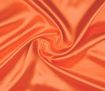 Poly Satin Orange