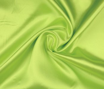 Poly Satin Lime
