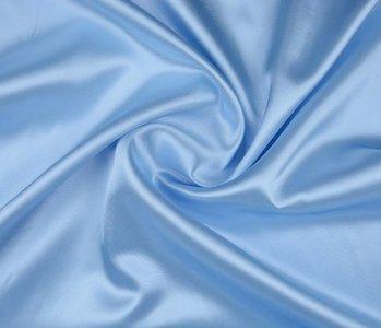 Poly Satin Grey-blue