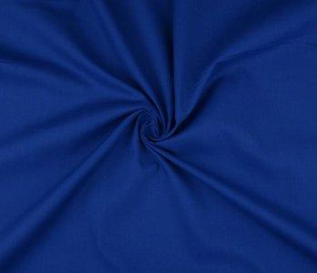Poplin Kobalt Blau