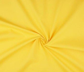 Poplin Zitronengelb