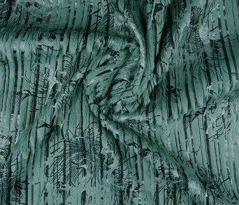 Stripe Fur Foil Alt mint