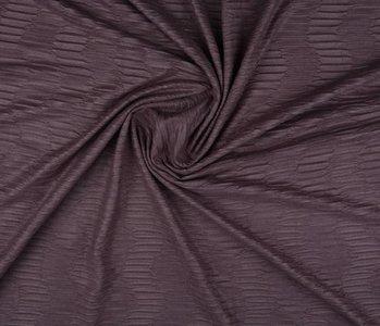 Suede plissé Old lila