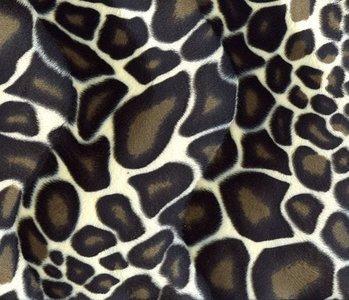 Velboa Panther-print Large Panther-print
