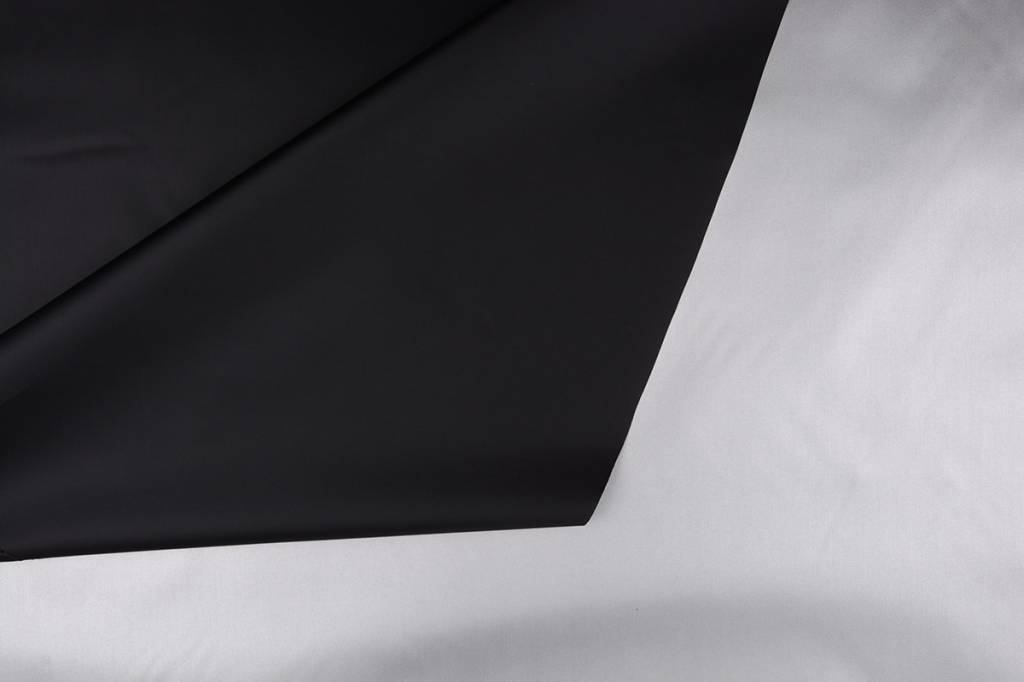 Black Out Silver Coated Fabric