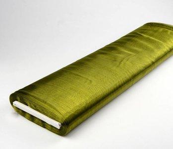 Organza Two-Tone Groen-zwart