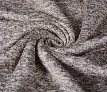 Knitted Fleece Taupe