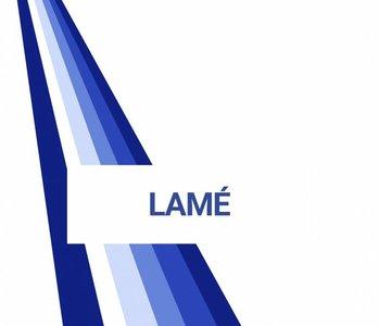 Samplecard Lamé
