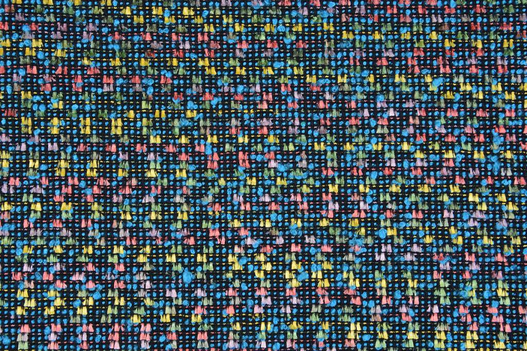 Summer Bouclé Mexicano Blue