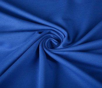 Oeko-Tex®  French Terry Kobalt Blauw