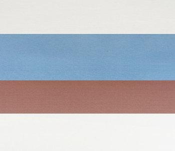 Punta Di Roma Striped Blue Brown