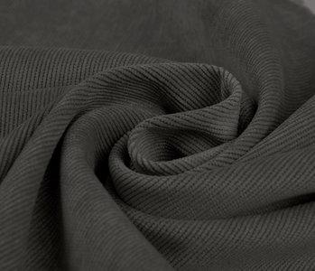 16 W Cord Dunkel Grau