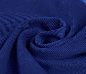 16 W Corduroy Kobaltblauw