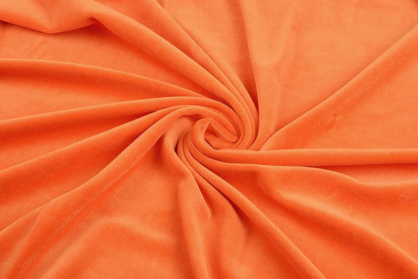 Nicky Velours Orange