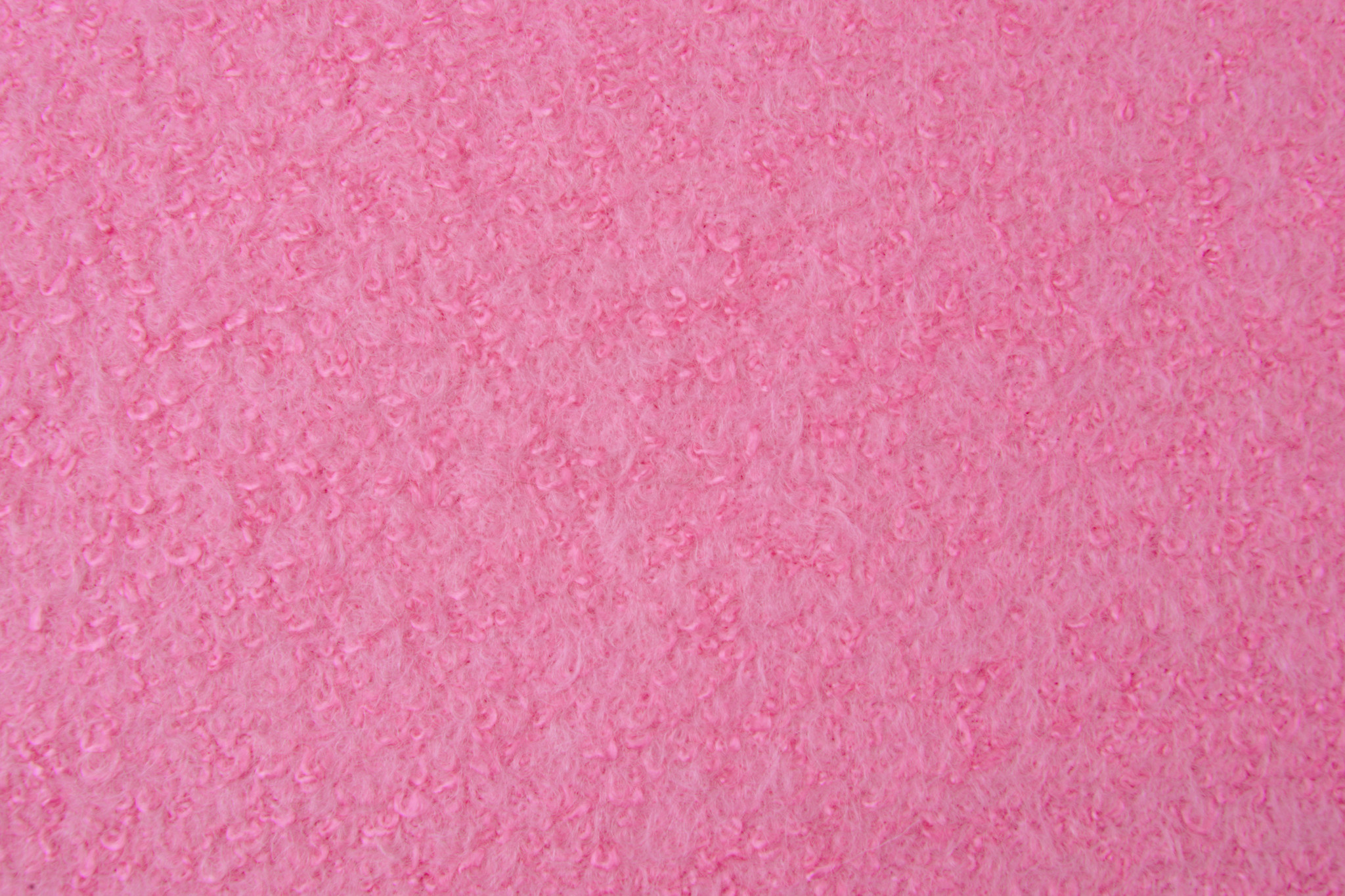 Knitted Woolen fabric Lanoso Pink