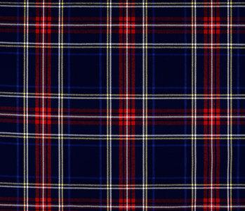 Scottish checks stretch 4 Marine