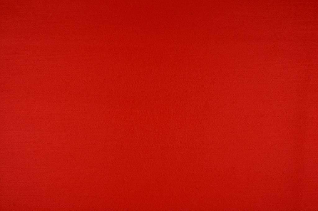 Rode loper stof - 1 meter breed