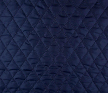 Quilted Lining Police Blue