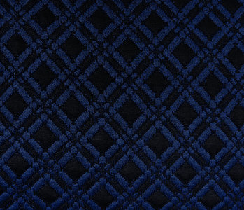 Jacquard Knitted Diade Navy