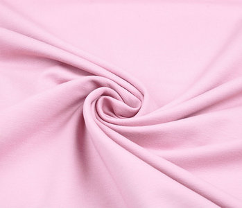 Oeko-Tex®  French Terry Licht Roze