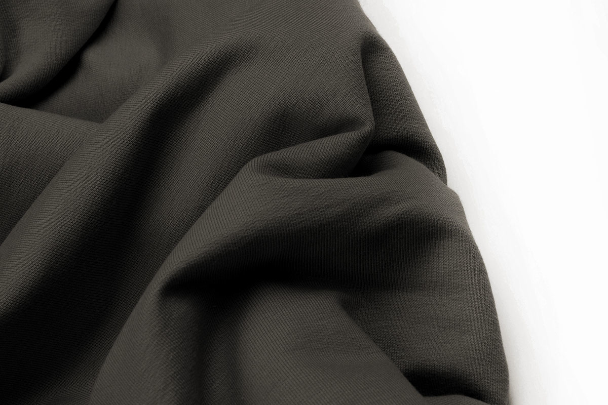 Oeko-Tex®  French Terry Taupe